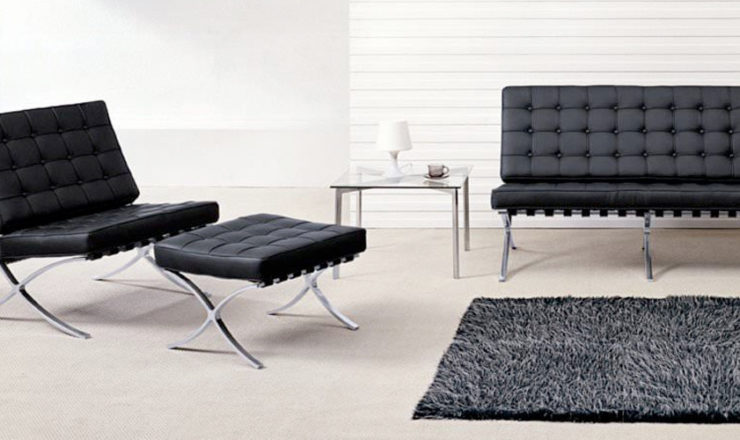 5 Best Affordable Barcelona Chair Replica & Reproductions