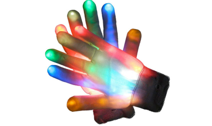 Best LED Light Gloves for Work or Entertainment!