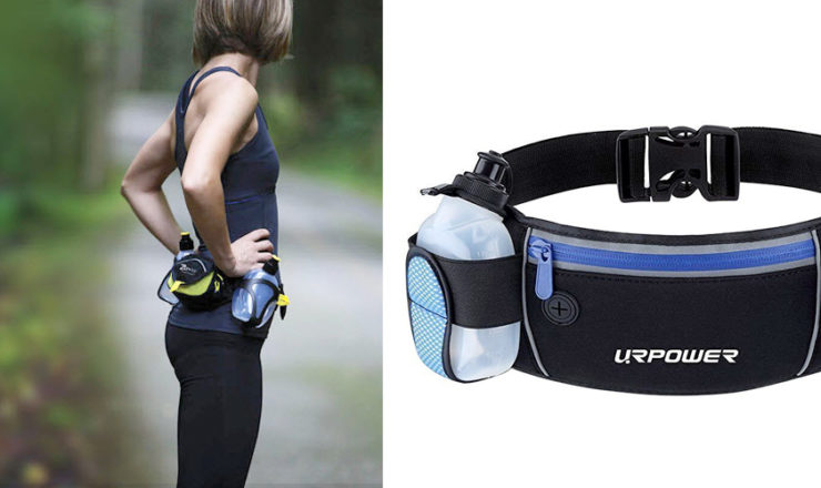 Best Running Belts and Pouches for Cell Phones, Water Bottles and More!