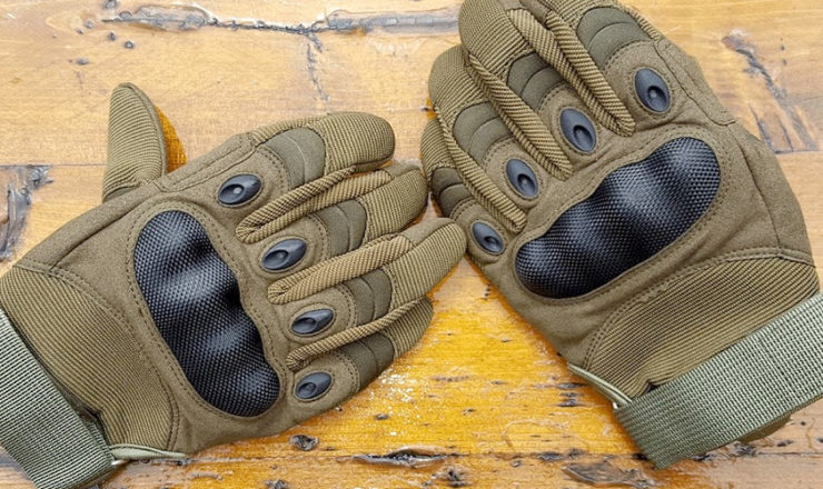 Best Tactical Gloves for Outdoor, Military, and More