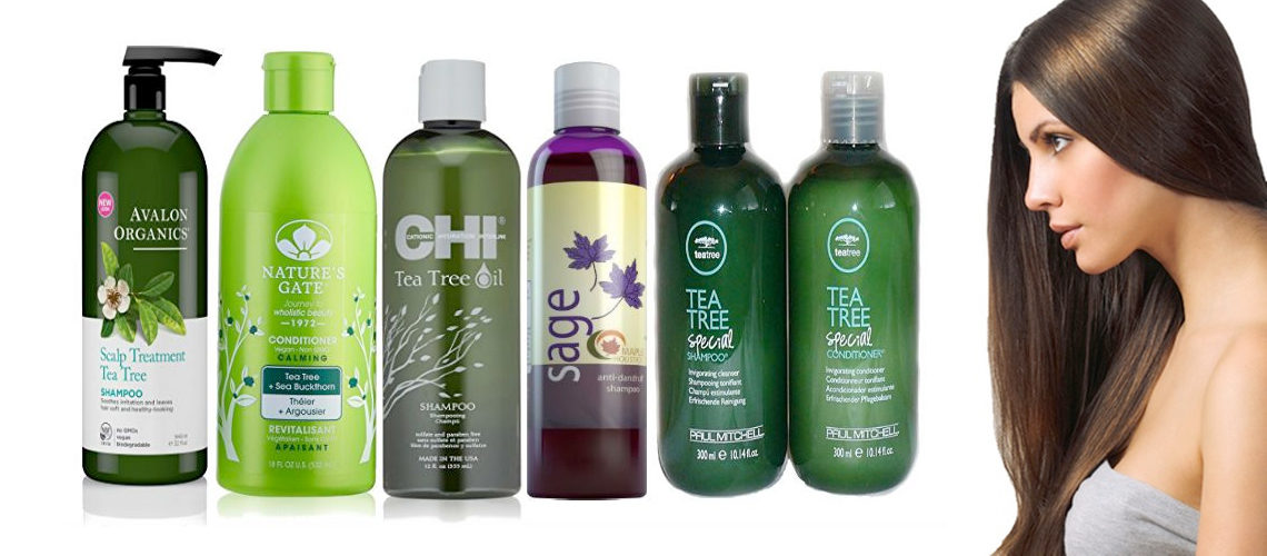 Best Tea Tree Shampoos for Itchy Scalp and Dandruff