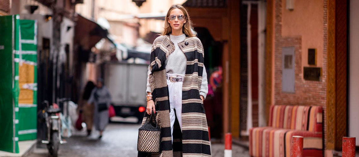 Best Wool Ponchos for Style and Warmth