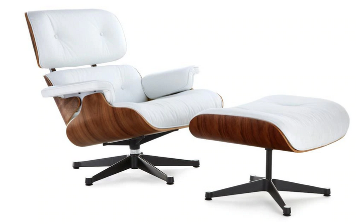 Terrific Best Eames Chair Replica Reproductions Lounge Ottoman Ibusinesslaw Wood Chair Design Ideas Ibusinesslaworg