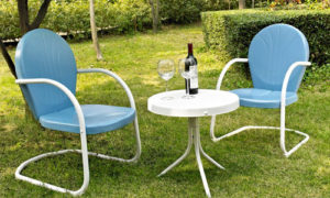 Crosley Furniture Patio Set