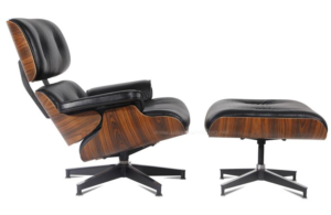 Eames Lounge Stoel Replica.Best Eames Chair Replica Reproductions Lounge Ottoman Of