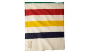Woolrich Hudson Wool Blanket