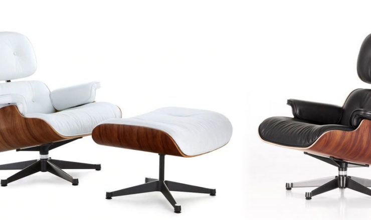 Best Eames Chair Replica & Reproductions [ Lounge & Ottoman ]