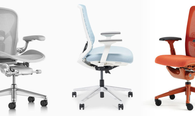 2019's Best Ergonomic Office Chairs for Total & Complete Comfort!