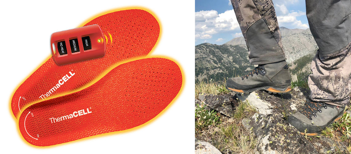 Best Heated Insoles of 2020 for Cold Weather