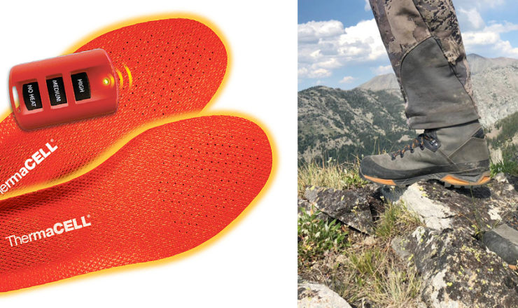 Best Heated Insoles for Cold Weather