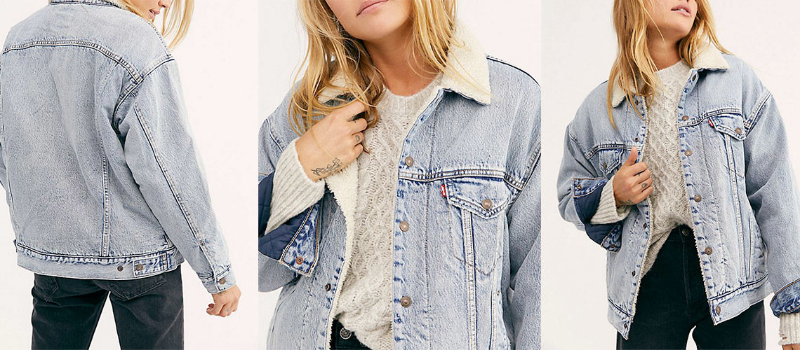 Fleece Lined Denim Jacket for Women – Our Best Picks for Inexpensive & Luxury Outer Wear!