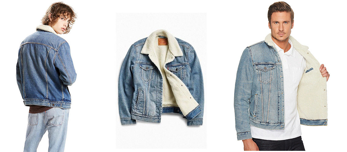 Fleece Lined Denim Jacket for Men – Our Best Picks for Inexpensive & Luxury Outer Wear!