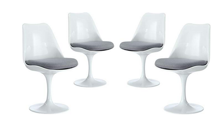 Modway Tulip Chairs