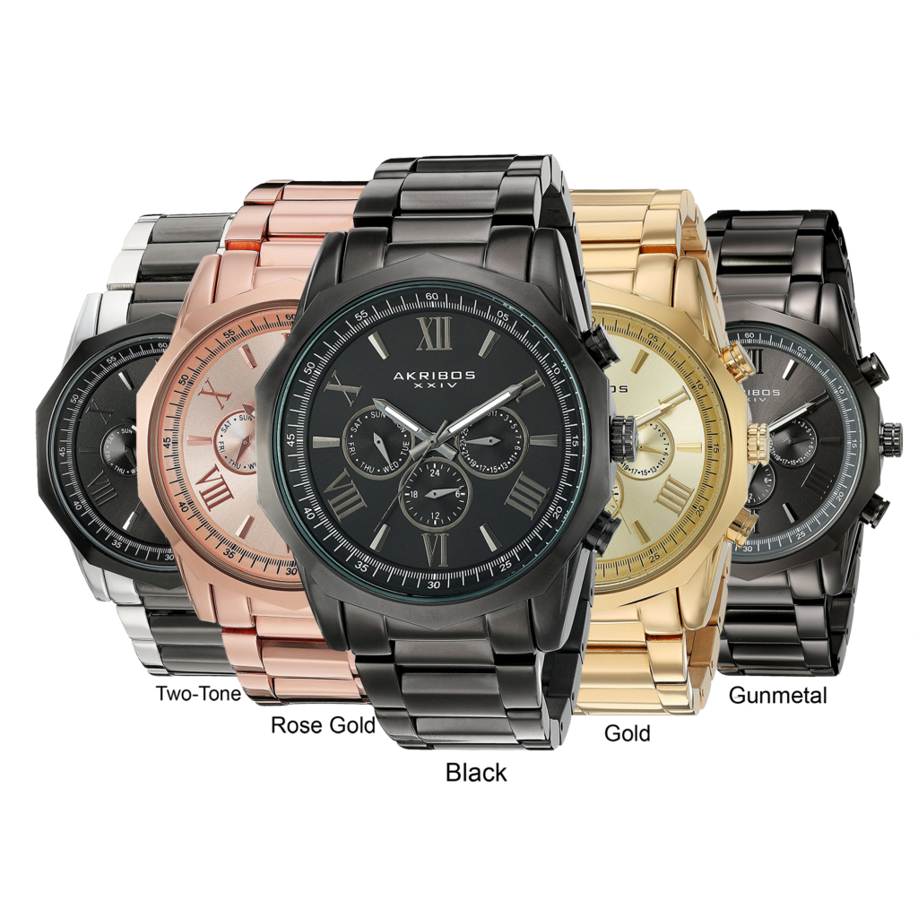 Alkribos Watches