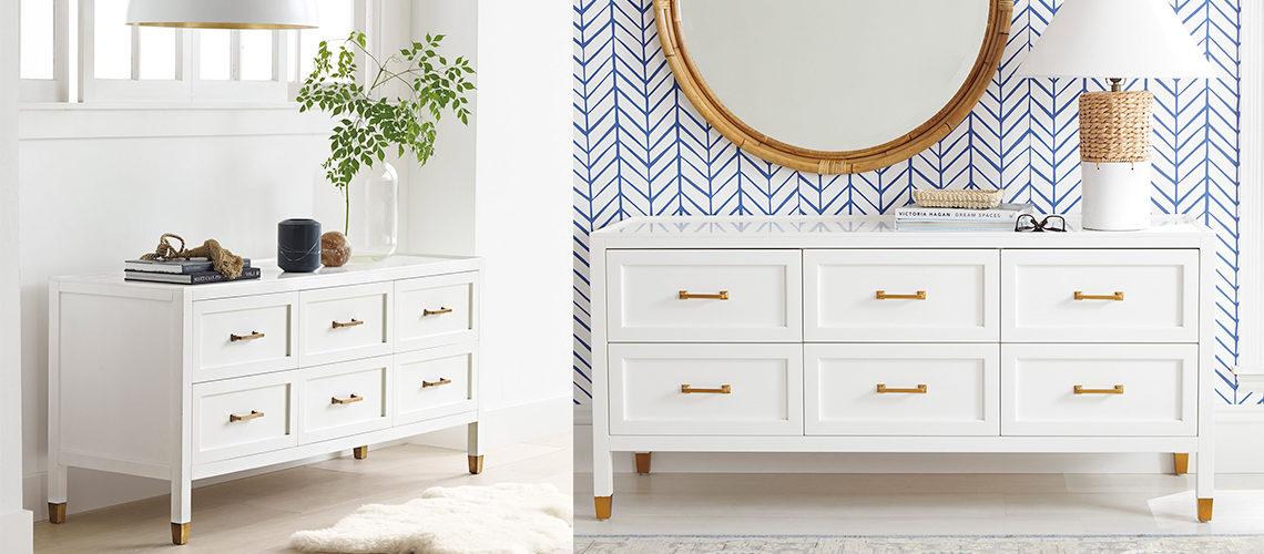 Best Horizontal White Dresser