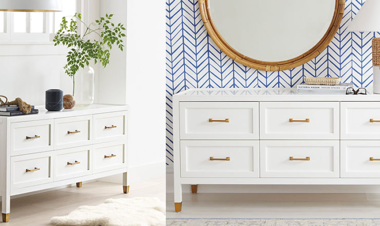 Best Horizontal White Dresser