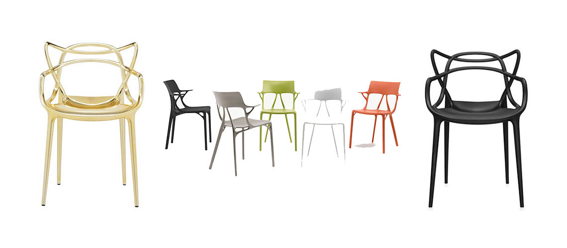 Kartell Masters Chair Replica – Best & Cheapest Online