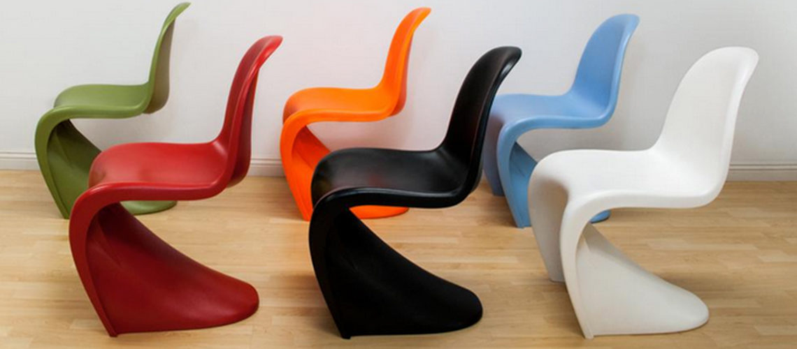 Panton Chair Replica – Here's to Best Seats we Found Online!