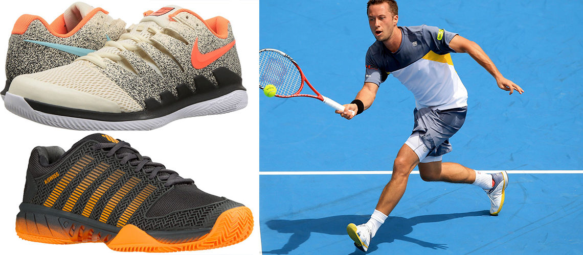 The Best Men's Tennis Shoes for Plantar Fasciitis