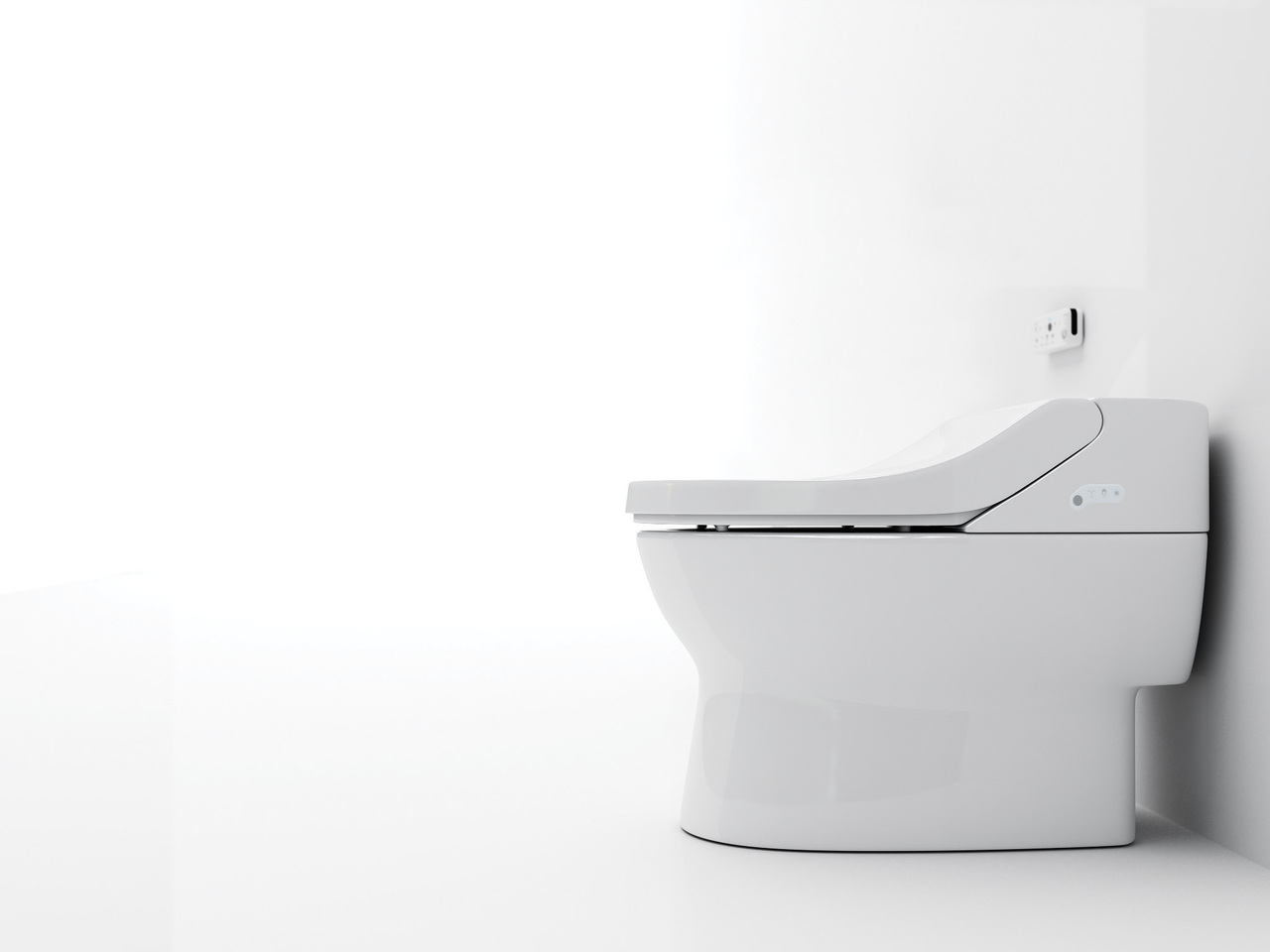 Bio Bidet IB-835 Integrated Bidet Toilet