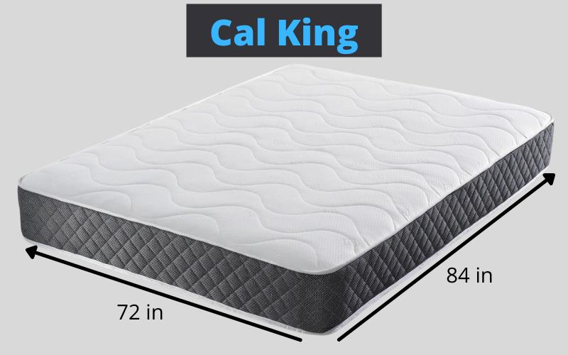 Cal King Mattress Dimensions