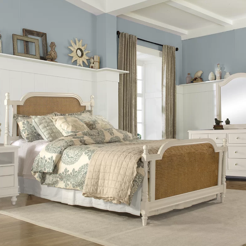 Cottage style beds