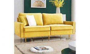 Danxee-Velvet-Mid-Century-Couch