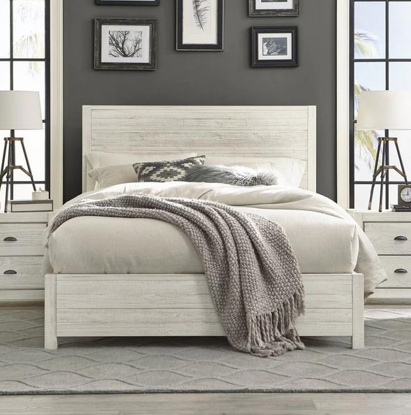 Distressed Bed Frames