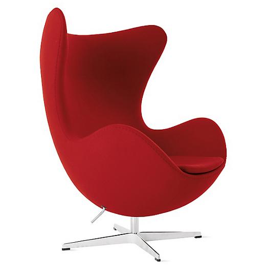 Egg™ Chair Designed by Arne Jacobsen for Fritz Hansen