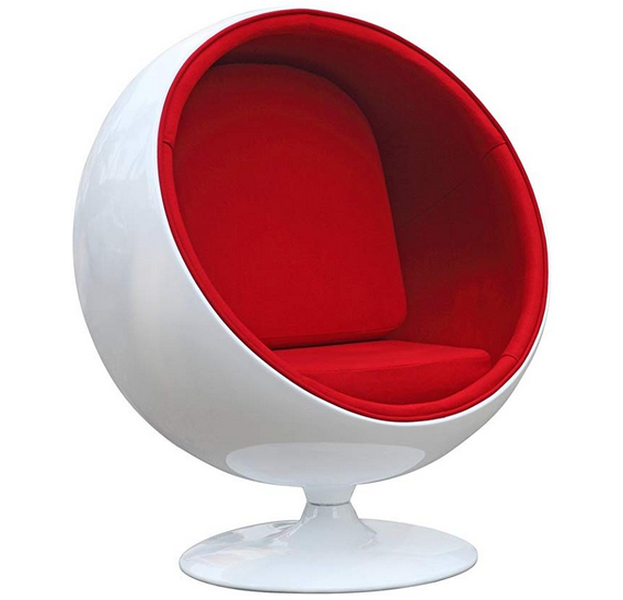 Fine Mod Ball Chair - Kids