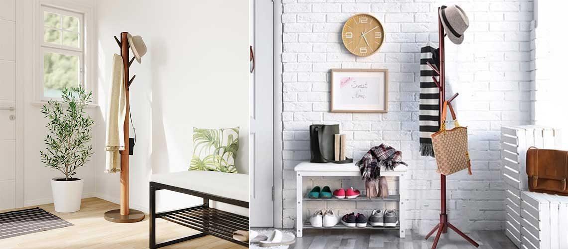 Freestanding Coat Rack – Modern, Traditional, Stylish & More!