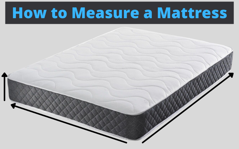 How to measure a mattress