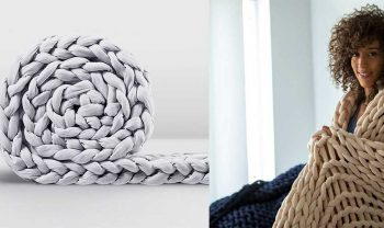 Knit Weighted Blanket – Everything You Need To Know