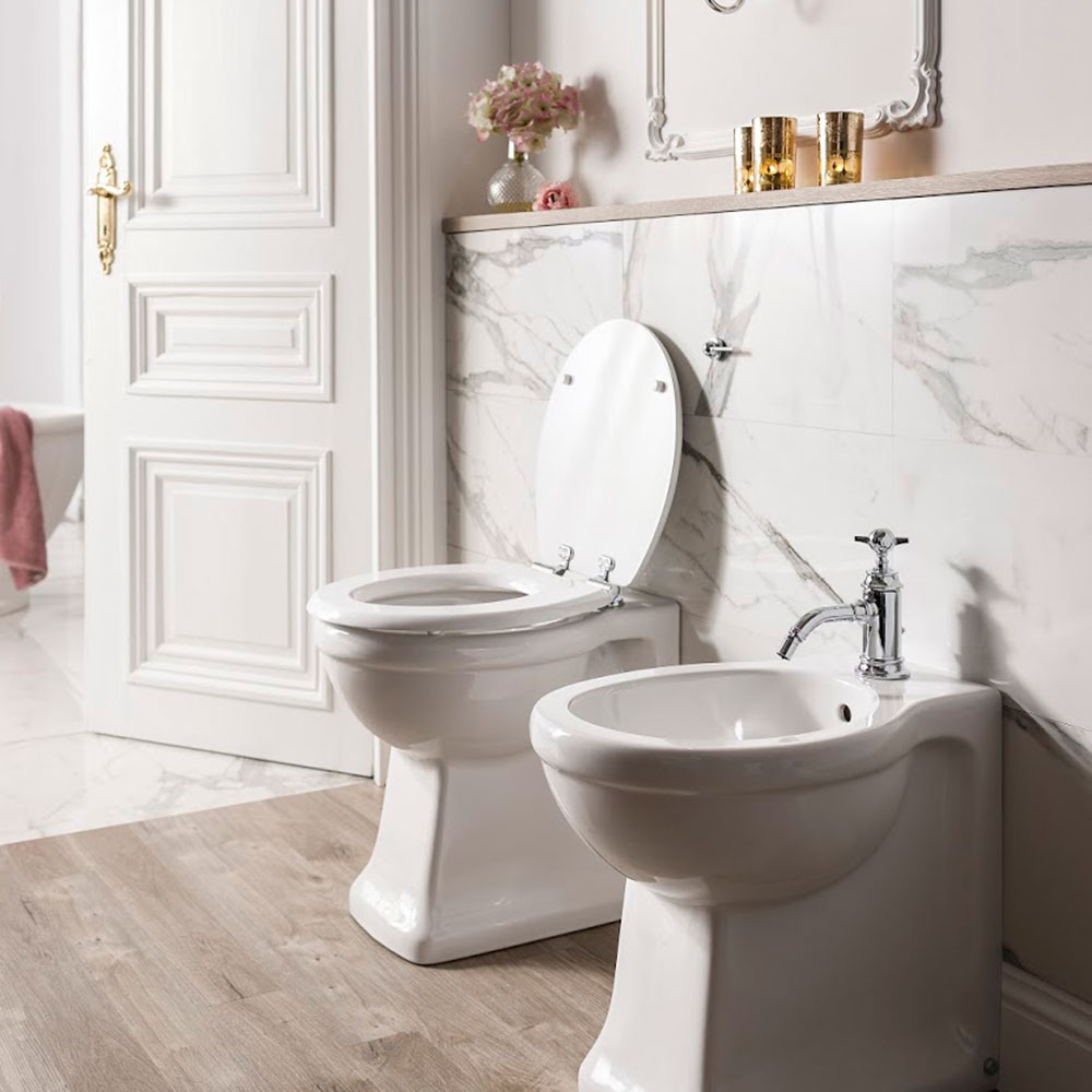 Luxury Bidet Toilets