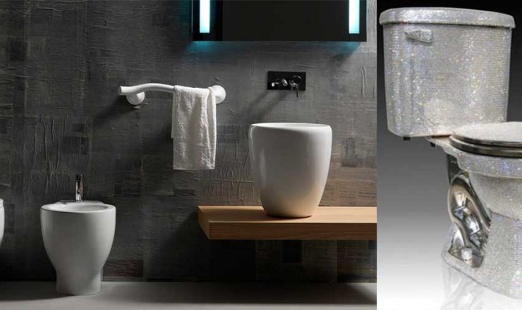Luxury Toilets – Here's the Most Chic & Luxurious Toilets in the World!