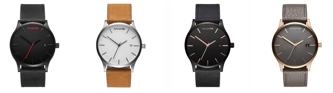 MVMT Classic Series Watches