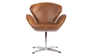 Mid-Century-Swan-Chair