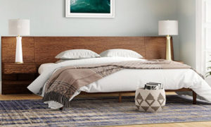 Modern-Rustic-Interiors-Plaltform-Bed