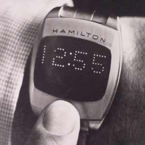 Pulsar Watch Hamilton