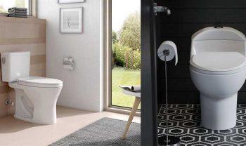 Quiet Flush Toilets – Here's the Lowest Noise toilets!