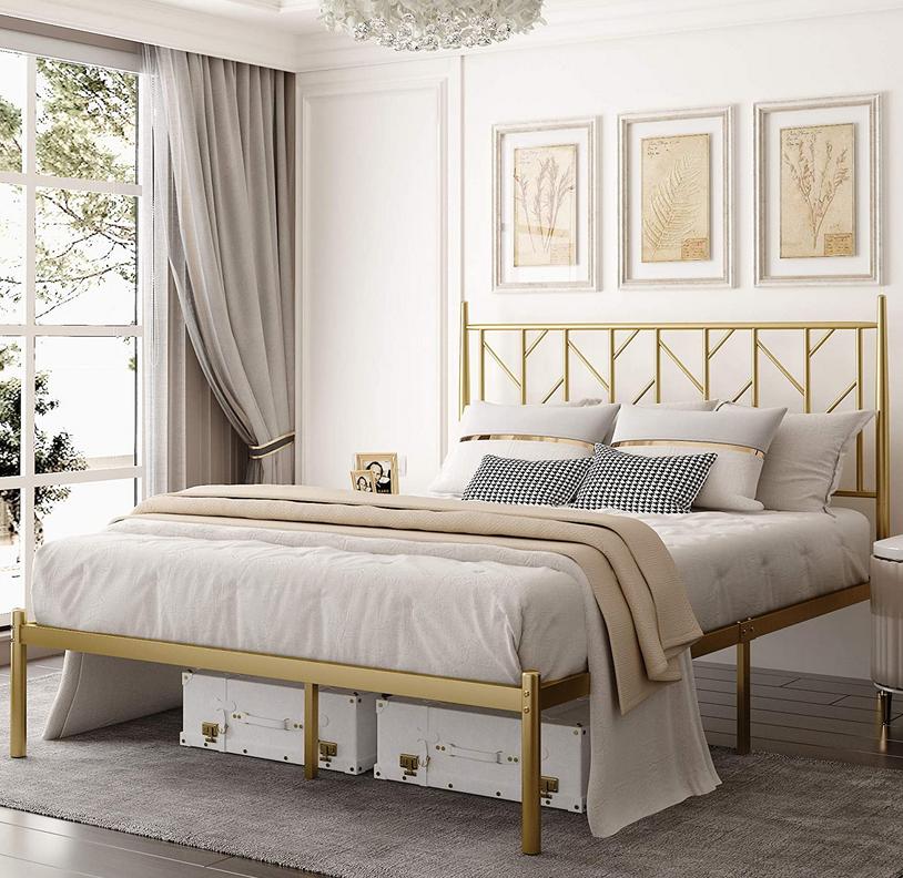 Retro style beds