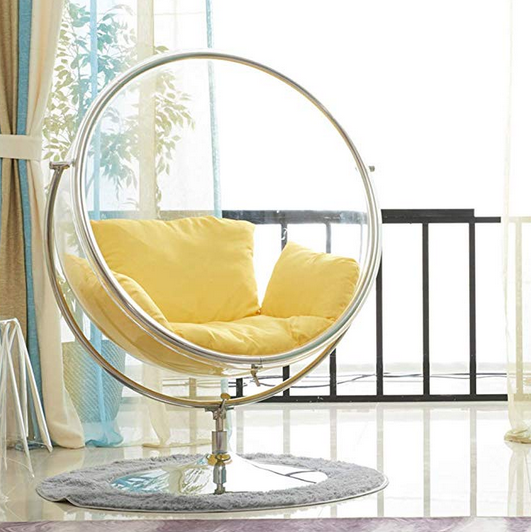 SMGPYHWYP Transparent Ball Chair