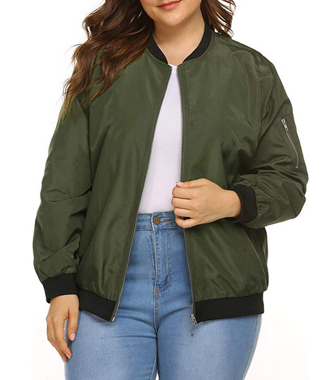 In'Voland Bomber Jacket