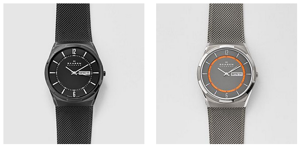 Skagen Titanium Watch