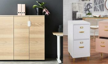 Stylish Filing Cabinets to Give Your Office a Fresh, Modern Look!
