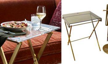 TV Trays – Plastic, Wood, Folding, Compact & Modern