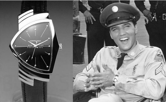 Ventura Watch Elvis