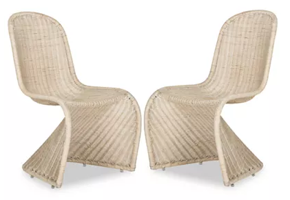 Vlad Side Chair (Set Of 2)