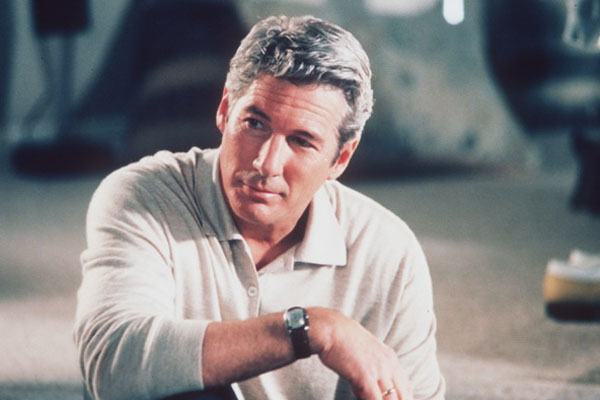 richard gere hamilton watch